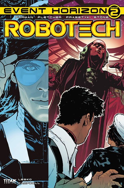 Robotech #22 out now online and in comic stores!