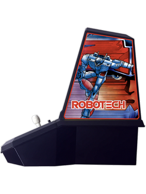 COMING SOON: ROBOTECH MINI CONSOLE GAMES FROM COLECO!