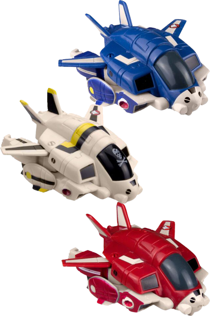Super Deformed Morphers are back!