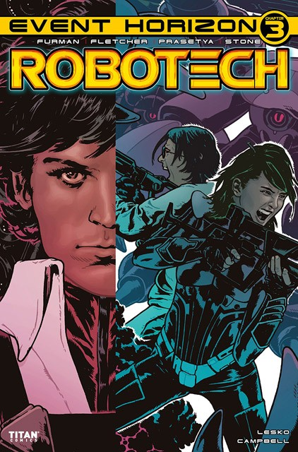 Robotech Digital Comic Sale at Comixology!
