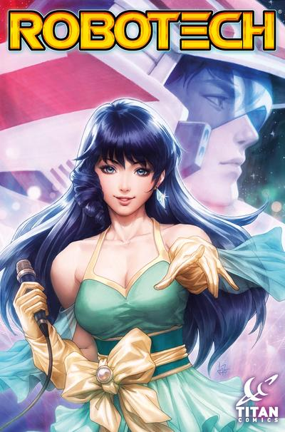 Robotech Trade Paperback #1 shipping now from ROBOTECH.COM