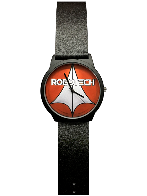 Robotech Watches now available!