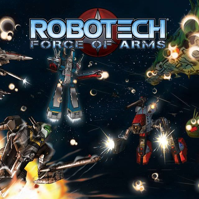 BOARD GAME GEEK: Robotech Force of Arms nominated for most anticipated games of 2018