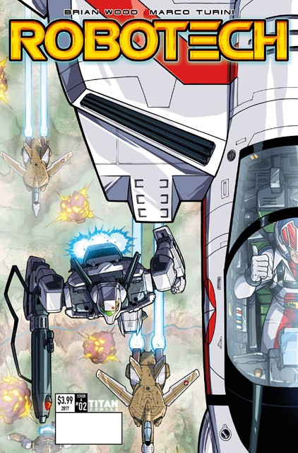 ROBOTECH #2 OUT IN STORES AND ON DIGITAL NOW