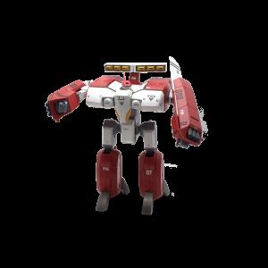 Masterpiece Beta Fighter Vol. 2 - Red + CARD