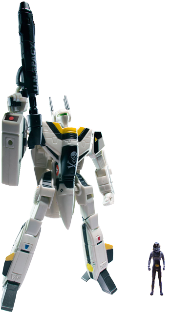 TOYNAMI 1/100 VERITECHS WITH MICRONIAN BEN DIXON AND ROY FOKKER NOW ON PREORDER!