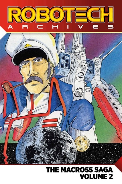 Robotech Archives: Macross Vol 2