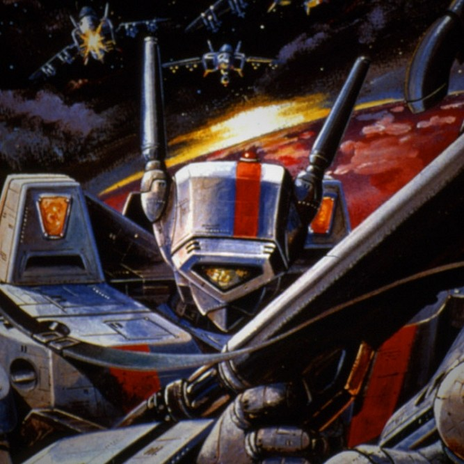 Robotech Store 22-22-22 Sale, today only!
