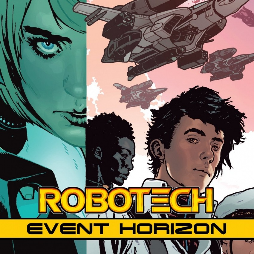 Robotech #21 is out now at Comic Stores and online!