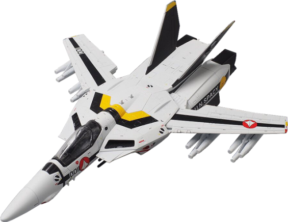 Introducing the 1/72 Valkyrie VF-1S Die Cast model!