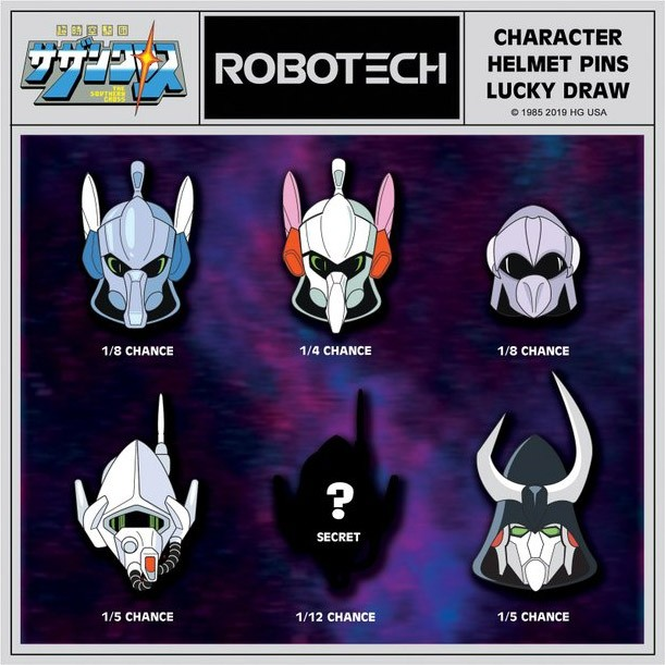 Visit Udon and Titan at NYCC, get exclusive pins, autographs and Robotech Remix #1!
