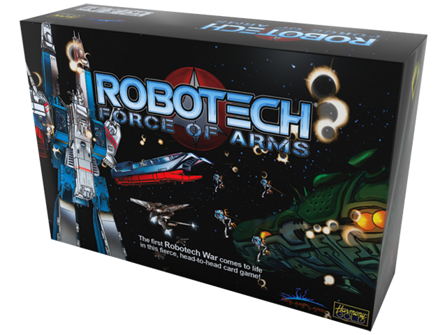Robotech Force of Arms Strategy Guide