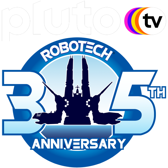 ROBOTECH 35TH ANNIVERSARY MARATHON ON PLUTO.TV (UPDATED)