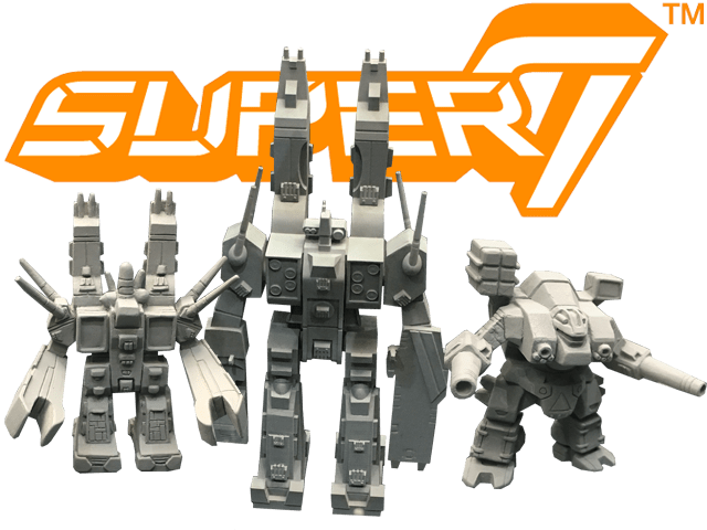 NEW FIGURE PROTOTYPES BY SUPER 7 AT SDCC