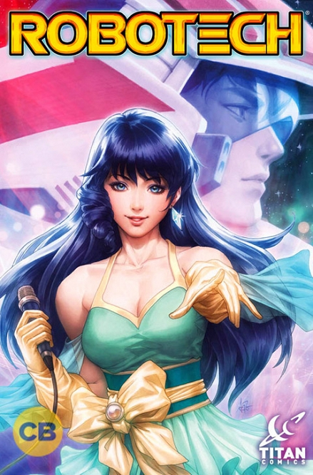 PREVIEWS: ROBOTECH #1 WAS THE #1 NON-PREMIER COMIC IN AUGUST