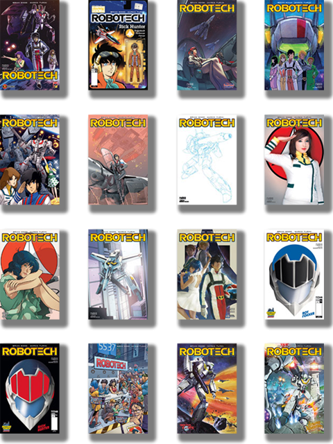 ROBOTECH #1 IS OUT TODAY! CHECK OUT OUR NEW COMIC TRAILER!