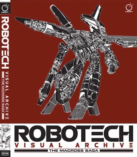 ROBOTECH VISUAL ARCHIVE: MACROSS SAGA NOW AVAILABLE FOR PREORDER