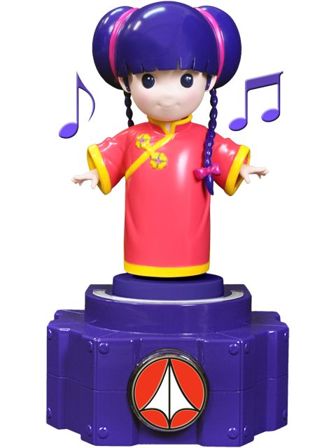 Singing Dancing Minmei Doll NOW SHIPPING!