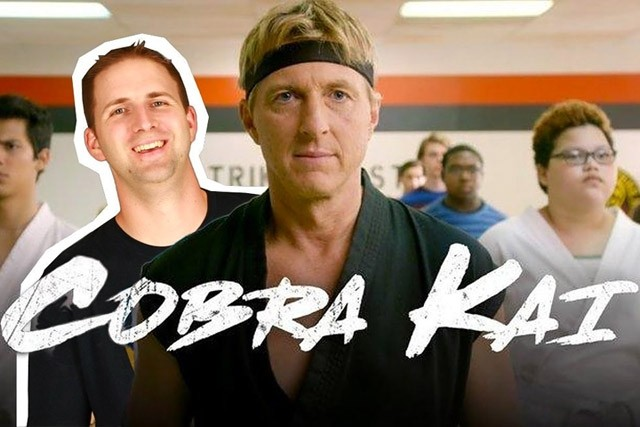 80sTees.com's Kevin Stecko: How I Got To Be A Featured Extra On Cobra Kai