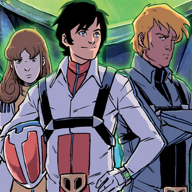 SYFYWIRE: Robotech, the cartoon that showed American animation how to do long stories